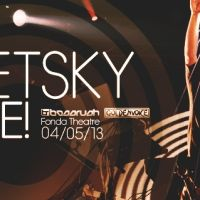 Event – Netsky (Live) @ Fonda Theatre – Hollywood, CA – 4/5/13
