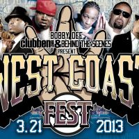 Event – West Coast Fest w/ DJ Quik, E-40, Too $hort & Warren G @ Club Nokia – Los Angeles, CA – 3/21/13