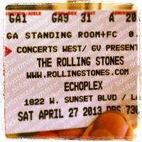 Ep.541 – Rolling Stones @ Echoplex – Los Angeles, CA – 4/27/13 – Ep.540
