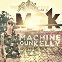 Machine Gun Kelly @ Fonda Theatre – Los Angeles, CA – 5/7/13