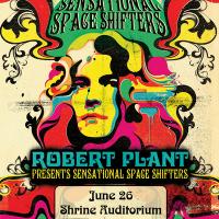 Win Tickets: Robert Plant w/ Grace Potter & The Nocturnals @ Shrine Auditorium – Los Angeles, CA – 6/26/13
