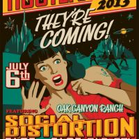 Win Tickets: Hootenanny @ Oak Canyon Ranch – Irvine, CA – 7/6/13