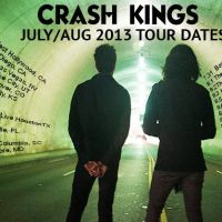 Crash Kings Play Exit/In on Monday (8/5/2013) – Nashville, TN