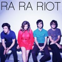 Win Tickets: Ra Ra Riot @ Fonda Theatre – Hollywood, CA – 9/14/13