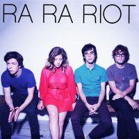 Win Tickets: Ra Ra Riot @ Fonda Theatre – Hollywood, CA – 9/14/13