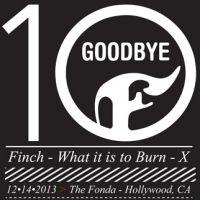 Win Tickets: Finch w/ Fenix TX @ Fonda Theatre – Hollywood, CA – 12/14/13