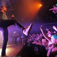 Photos – 3OH!3 w/ the Summer Set, Wallpaper. & New Beat Fund @ House of Blues – West Hollywood,CA – 11/26/2013