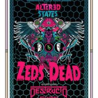 Win Tickets: Zeds Dead @ Fox Theater – Pomona, CA – 12/26/13