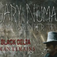 Win Tickets: Gary Numan @ The Mayan – Los Angeles, CA – 3/6/14