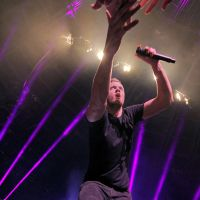 Photos – Imagine Dragons with the Naked and Famous, and Nico Vega @ the Forum – Los Angeles – 2/14/2014