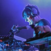 Photos – Robert Delong with Mystery Skulls @ El Rey Theatre – Los Angeles, CA – 1/31/2013