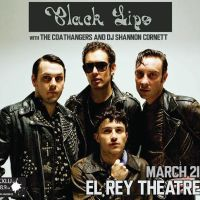Win Tickets: Black Lips @ El Rey Theatre – Los Angeles, CA – 3/21/14