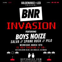 Win Tickets: Boys Noize @ El Rey Theatre – Los Angeles, CA – 3/19/13