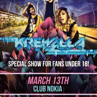Win Tickets: Krewella @ Club Nokia – Los Angeles, CA – 3/13/14