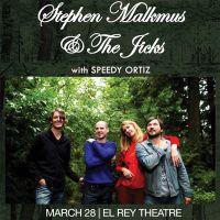 Win Tickets: Stephen Malkmus & The Jicks @ El Rey – Los Angeles, CA – 3/28/14