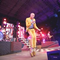 Photos – Neon Trees with Smallpools and Nightmare and the Cat at Central Park Summerstage – NYC – 7/7/2014