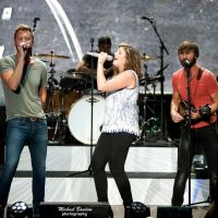 Photos – Lady Antebellum w/ Billy Currington and Kelsey K @ Iowa State Fair – 8/16/14