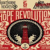 Win Tickets: Hawthorne Heights @ El Rey Theater – Hollywood, CA – 8/20/14