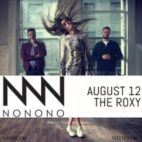 Win Tickets: NoNoNo @ The Roxy – West Hollywood, CA – 8/12/14