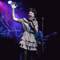 Rubblebucket with Royal Canoe and Jonny Perdue at the El Rey – Los Angeles – 10/16/2014