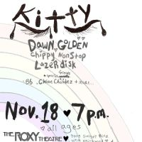 Win Tickets: Kitty @ The Roxy – West Hollywood, CA – 11/18/14
