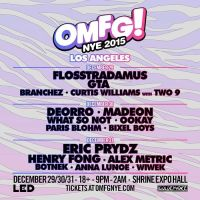 Win Tickets: OMFG! NYE LA w/ Eric Prydz @ Shrine Expo Hall – Los Angeles, CA – 12/31/14
