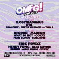 Win Tickets: OMFG! NYE LA w/ Flosstradamus with GTA @ Shrine Expo Hall – Los Angeles, CA – 12/29/14
