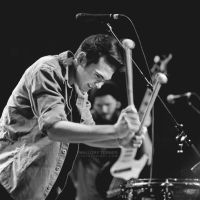 Photos – Armors at the Constellation Room with Night Riots and Fire in the Hamptons – Santa Ana, CA – 1/23/2015