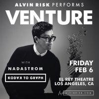 Win Tickets: Alivn Risk @ El Rey – Los Angeles, CA – 2/6/15
