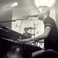 Photos – Jukebox the Ghost with Twin Forks at the El Rey Theater – Los Angeles – 1/31/2015