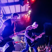 Photos – Yellowcard with Finch and Downtown Fiction at the Belmont – Austin, TX – 4/30/2015
