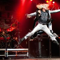 Photos- Dee Snider of Twisted Sister @ Iowa State Fair Grandstand – Des Moines Iowa – 8/23/15