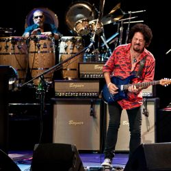 Photos: TOTO w/ YES @ Iowa State Fair Grandstand – Des Moines IA – 8/18/15