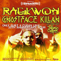 Win Tickets: Raekwon and Ghostface Killah @ Belasco Theater – Los Angeles, CA- 8/18/15