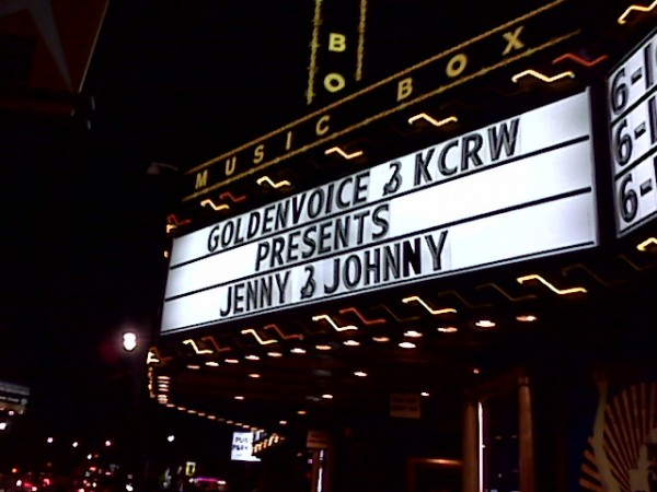Jenny and Johnny