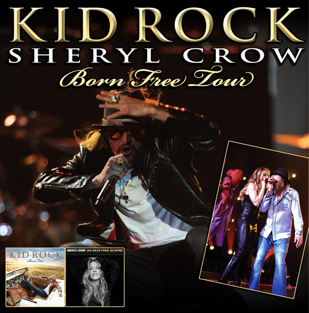 Kid Rock Crow Picture Lyrics