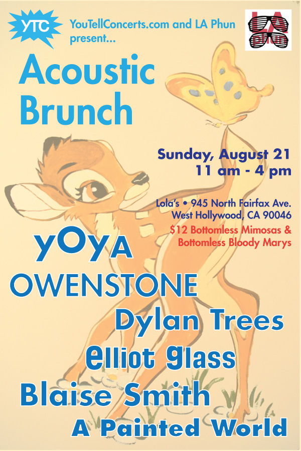 YTC Acoustic Brunch