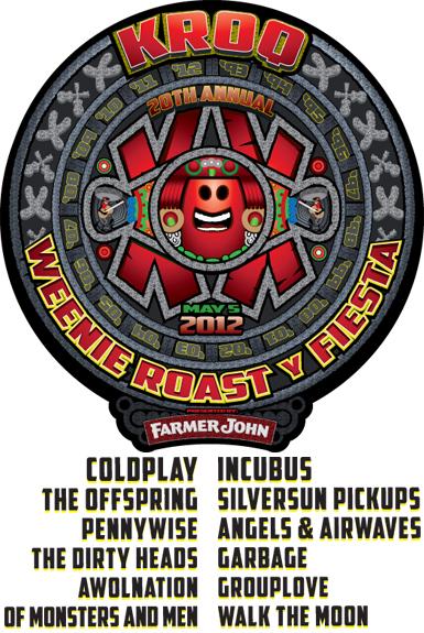 Weenie Roast 2012