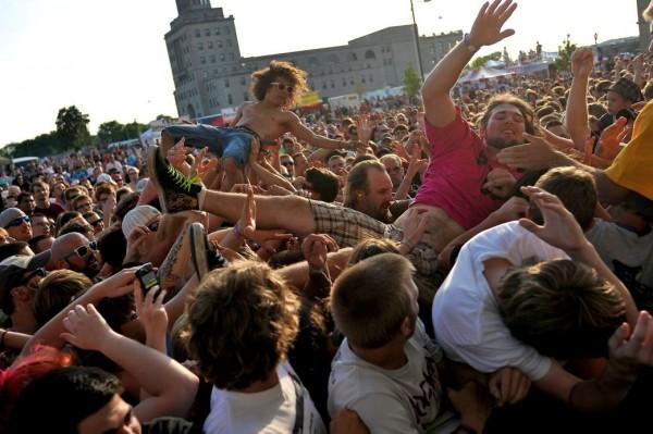 Rockin the Rapids 2012