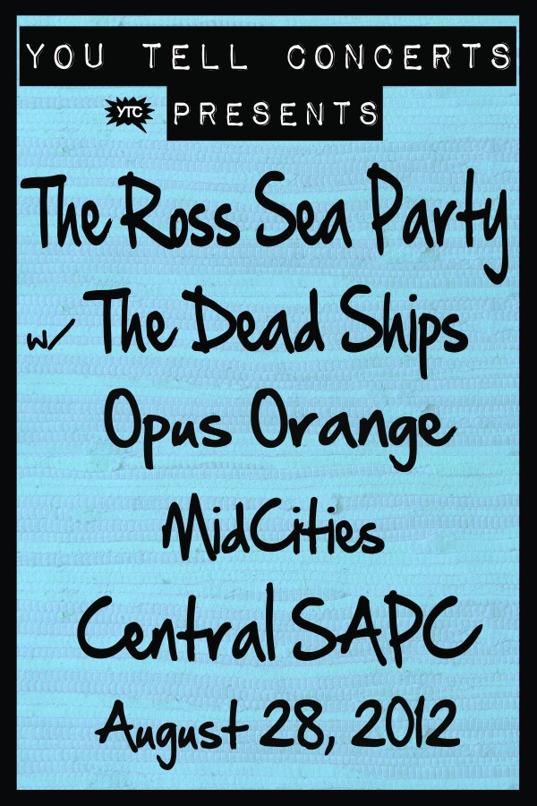 Ross Sea Party