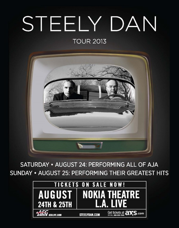steely dan aug 24 & 25 nokia theatre