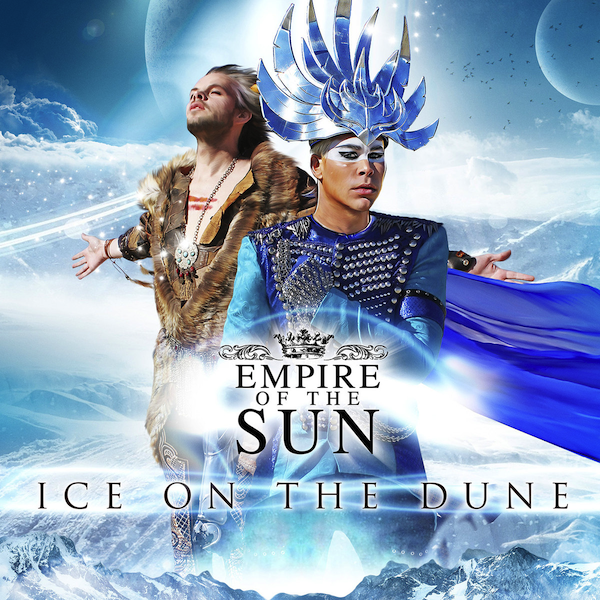 Empire of the Sun Tickets at the Shrine Expo Hall Thur. Oct. 31st 2013!