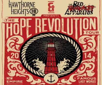 hoperevolutiontour
